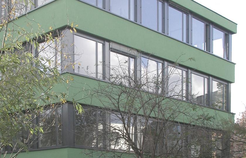 Ostansicht Oberwiesenstrasse 66