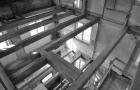 Treppenhaus (Bauphase)
