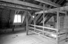ursprünglicher Zustand Dachgeschoss