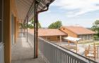 Kinderhaus Oerlikon: Balkonschicht