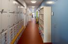 Kinderhaus Oerlikon: Erschliessungszone Krippe (EG)